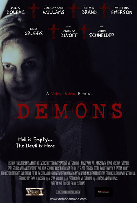 Demons (2017) Photos + Posters