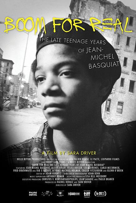 Boom for Real: The Late Teenage Years of Jean-Michel Basquiat Photos + Posters