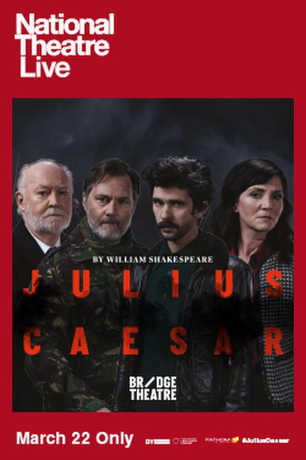 NT Live: Julius Caesar Photos + Posters
