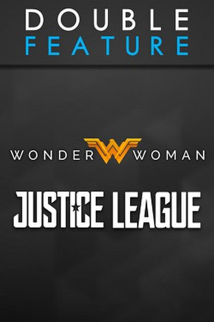 Justice League Double Feature Event Photos + Posters