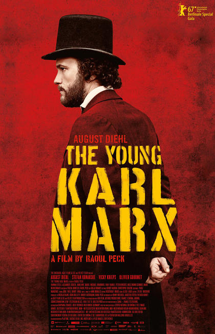 The Young Karl Marx Photos + Posters