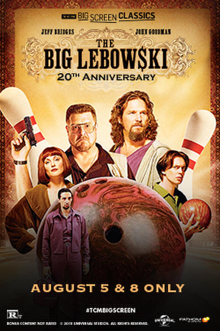 The Big Lebowski 20th Anniversary (1998) presented by TCM Photos + Posters