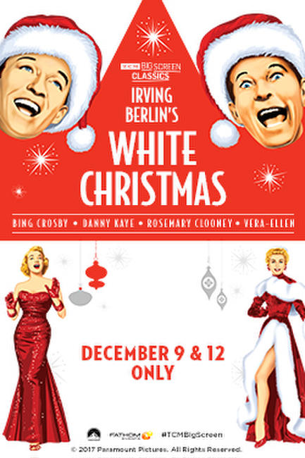 White Christmas (1954) presented by TCM Photos + Posters