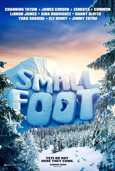 Smallfoot Photos + Posters