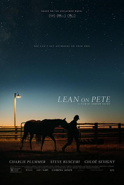 Lean on Pete Photos + Posters