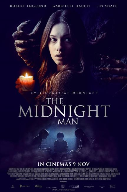 The Midnight Man (2016) Photos + Posters