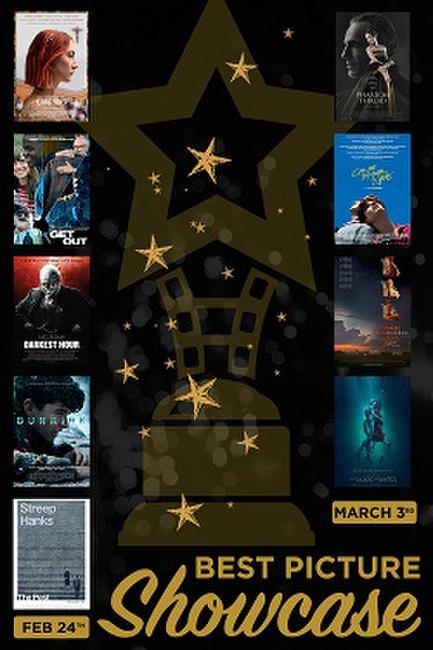 2018 Oscars Best Picture Showcase Day 1 Photos + Posters