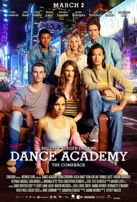 Dance Academy: The Comeback Photos + Posters