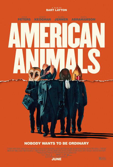 American Animals Photos + Posters