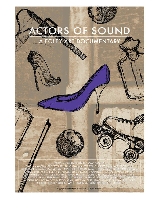 Actors of Sound Photos + Posters