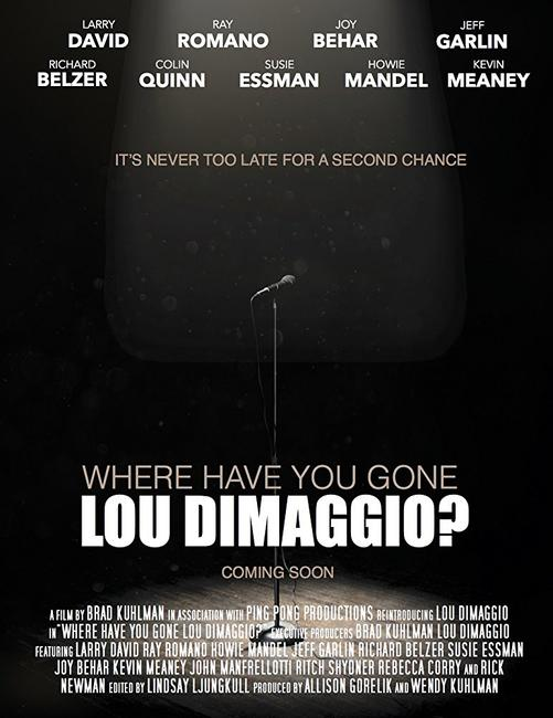 Where Have You Gone, Lou DiMaggio? Photos + Posters
