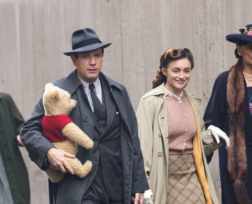 Christopher Robin Photos + Posters