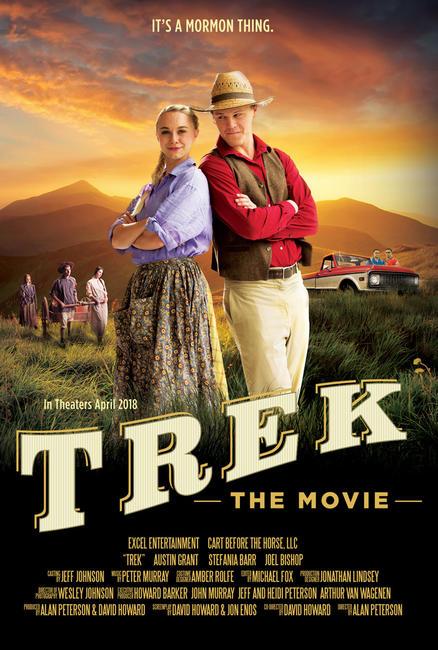 Trek: The Movie Photos + Posters