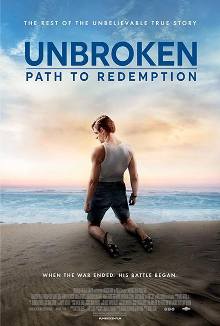 Unbroken: Path to Redemption Photos + Posters
