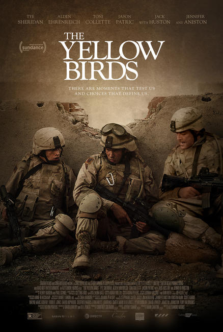 The Yellow Birds Photos + Posters