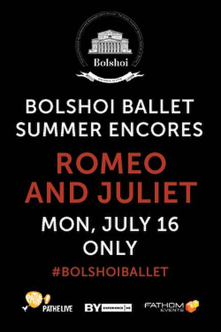Bolshoi Ballet: Romeo and Juliet (Encore) Photos + Posters