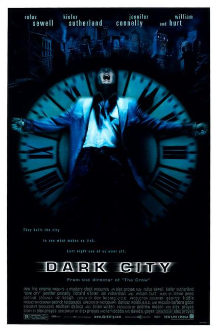 DARK CITY/CUBE Photos + Posters
