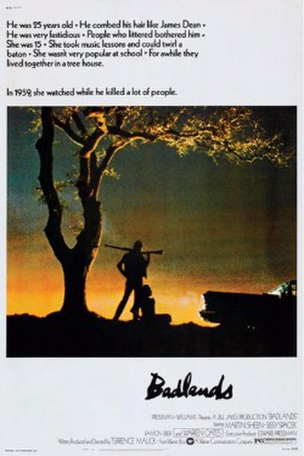 BADLANDS/BLOOD SIMPLE Photos + Posters