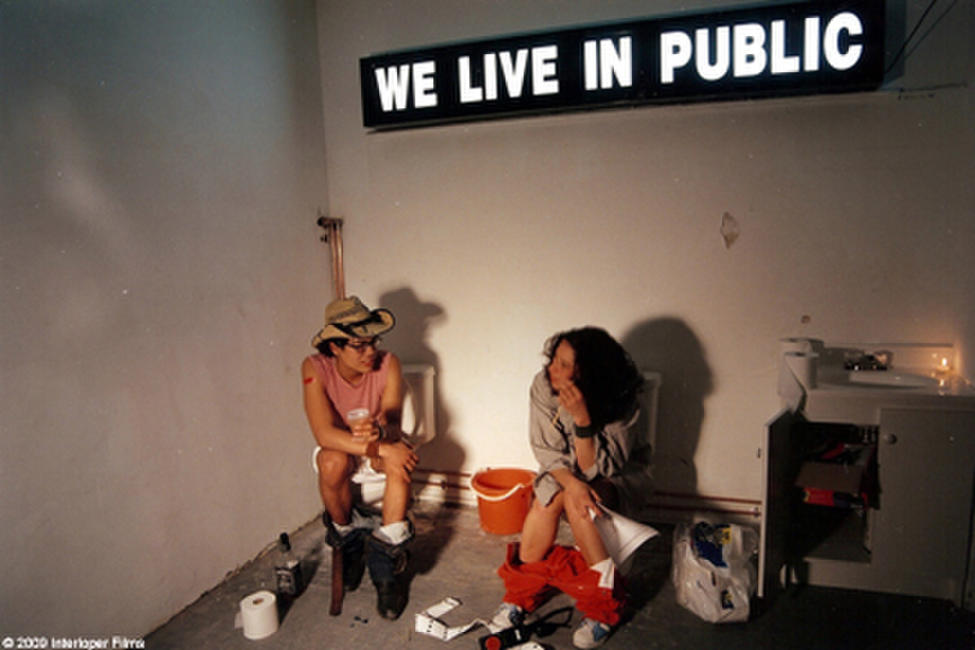 We Live in Public Photos + Posters