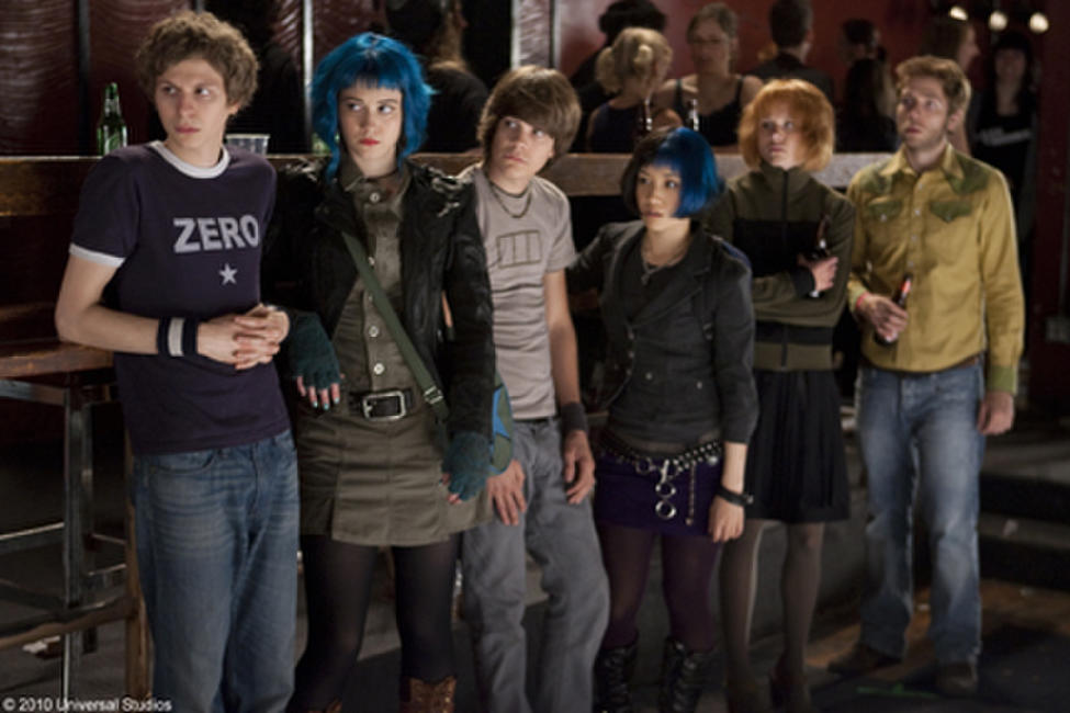 Scott Pilgrim vs. the World Photos + Posters