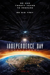Independence Day: Resurgence showtimes and tickets