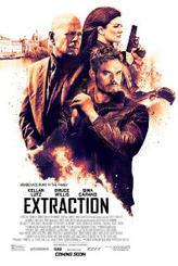 Extraction showtimes and tickets