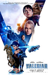 Valerian and the City of a Thousand Planets showtimes and tickets