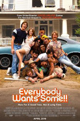 Everybody Wants Some showtimes and tickets