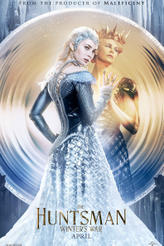 The Huntsman: Winter's War showtimes and tickets