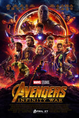 Avengers: Infinity War showtimes and tickets