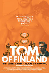 Tom of Finland showtimes and tickets