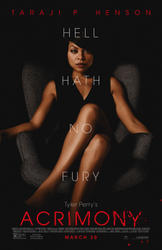 Tyler Perry's Acrimony showtimes and tickets