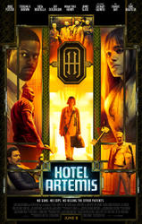 Hotel Artemis showtimes and tickets