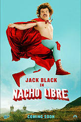 Nacho Libre showtimes and tickets