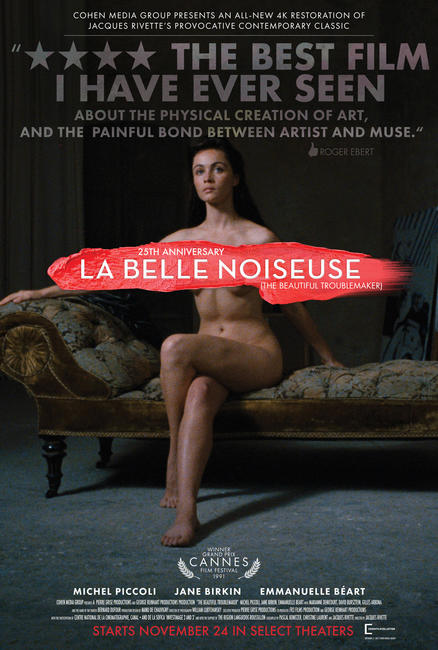 La Belle Noiseuse Photos + Posters
