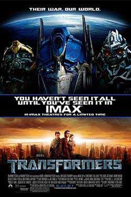 Transformers: The IMAX Experience (2007) Photos + Posters