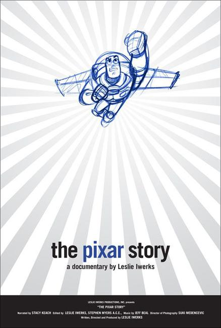 The Pixar Story Photos + Posters