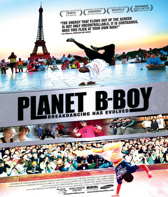 Planet B-Boy (2008) Photos + Posters