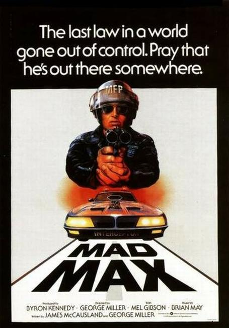 Mad Max / Mad Max 2: The Road Warrior / Mad Max Beyond Thunderdome Photos + Posters