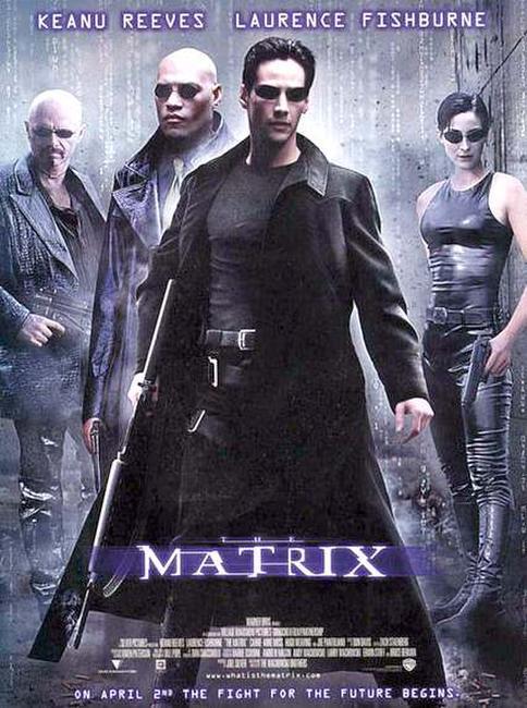 Matrix Trilogy Photos + Posters
