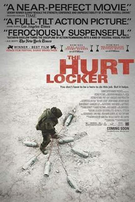 The Hurt Locker (Luxury Seating) Photos + Posters
