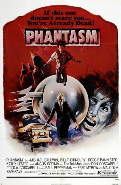 Phantasm 1, 2, & 3 Photos + Posters