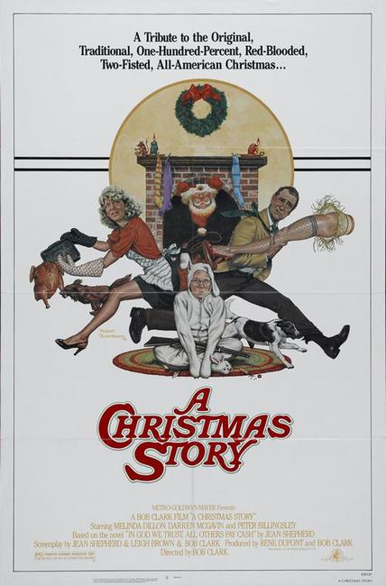 A Christmas Story / Remember the Night Photos + Posters