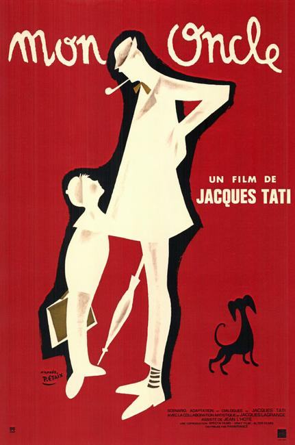 Mon Oncle / Magnificent Tati Photos + Posters