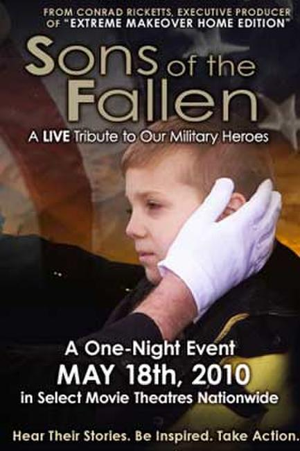 Sons of the Fallen: A Live Tribute to our Military Heroes Photos + Posters