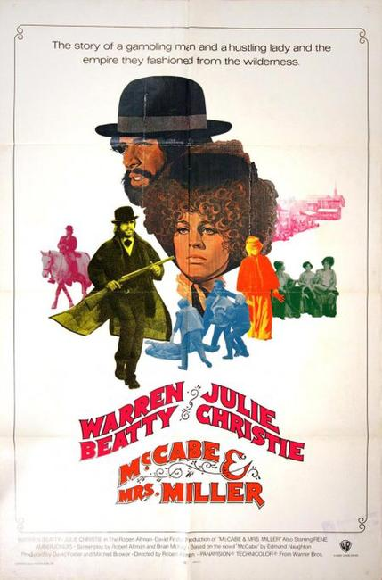 McCabe and Mrs. Miller Photos + Posters