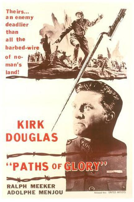 Paths of Glory / The Killing Photos + Posters