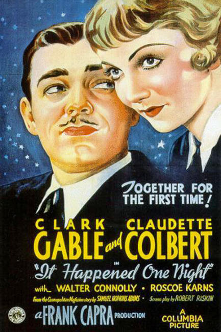 It Happened One Night / My Man Godfrey Photos + Posters