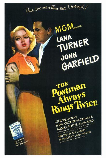 The Postman Always Rings Twice Photos + Posters