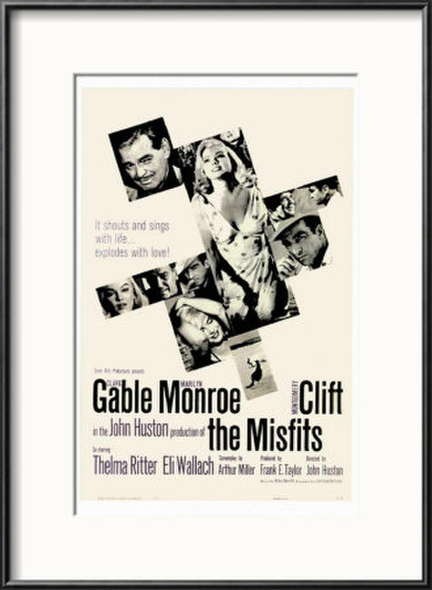 The Misfits/San Francisco Photos + Posters